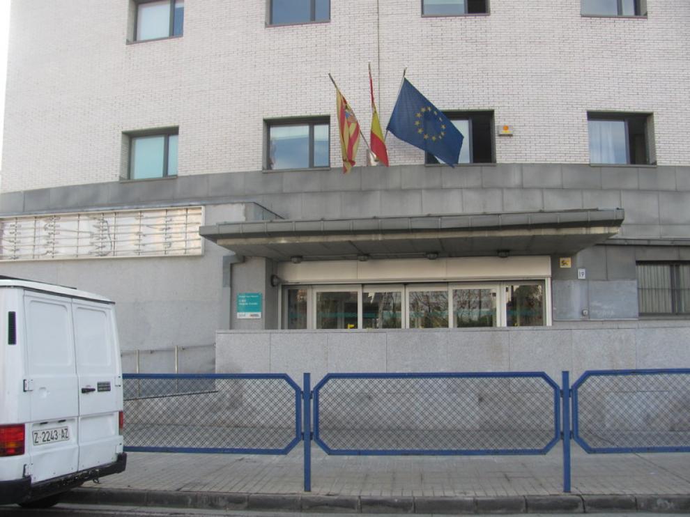 El Centro de Especialidades Grande Covián de Zaragoza