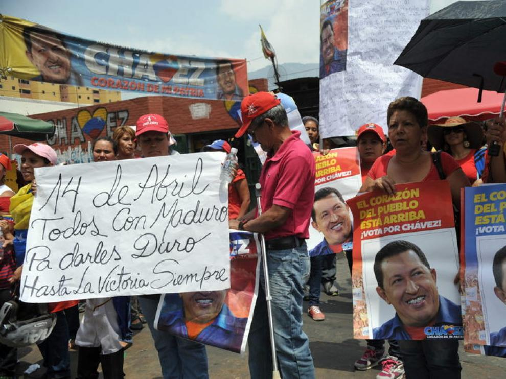 Capriles intentará luchar contra Maduro