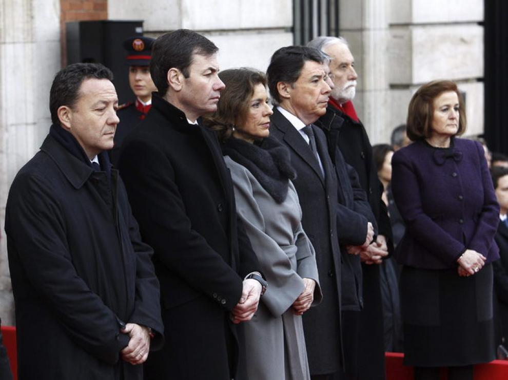Madrid recuerda el 11-M