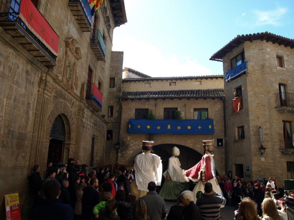 Jornadas Fernandinas en Sos del Rey Católico
