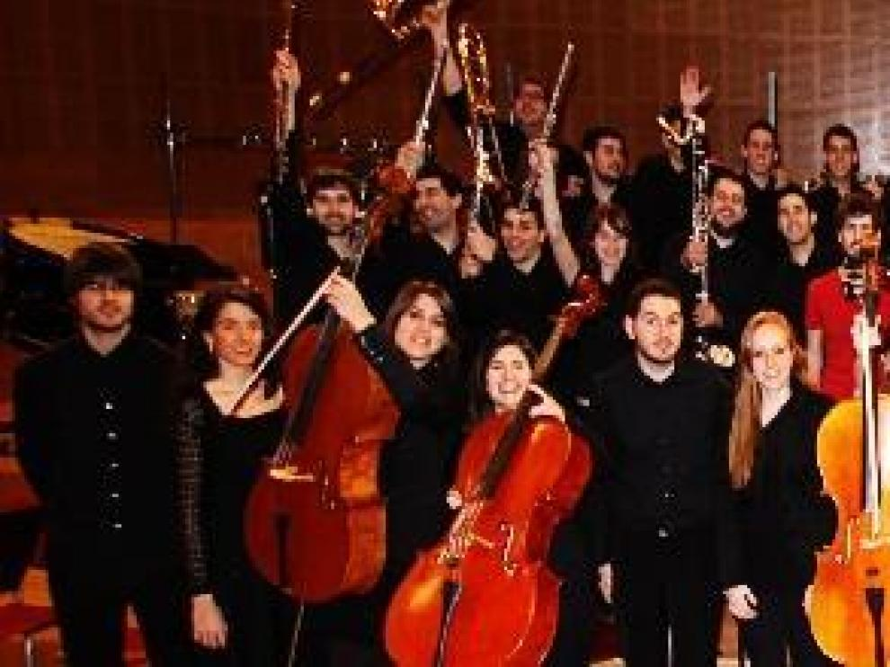La ópera es obra de quince alumnos de composición del CSMA.