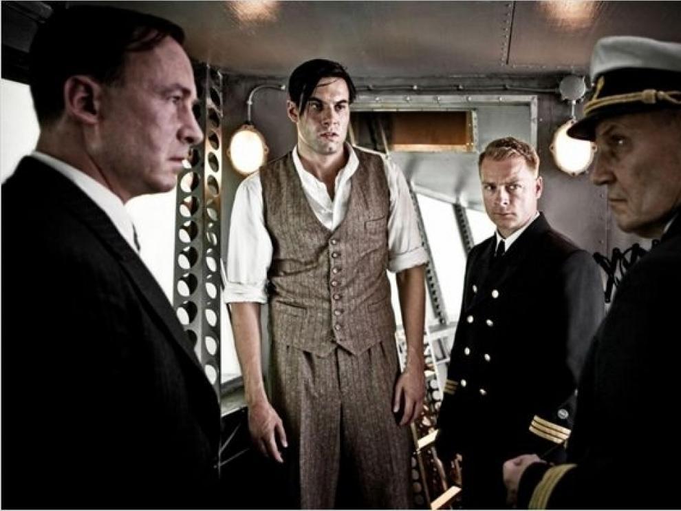 Fotograma de la película 'Hinderburg'