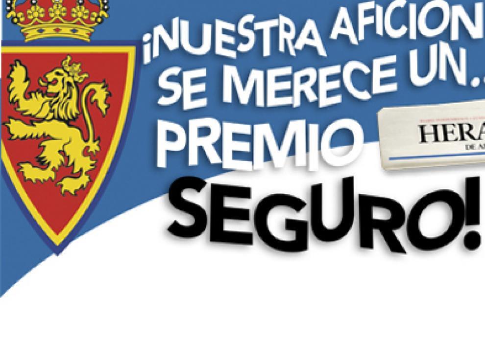 Real Zaragoza Premio Seguro