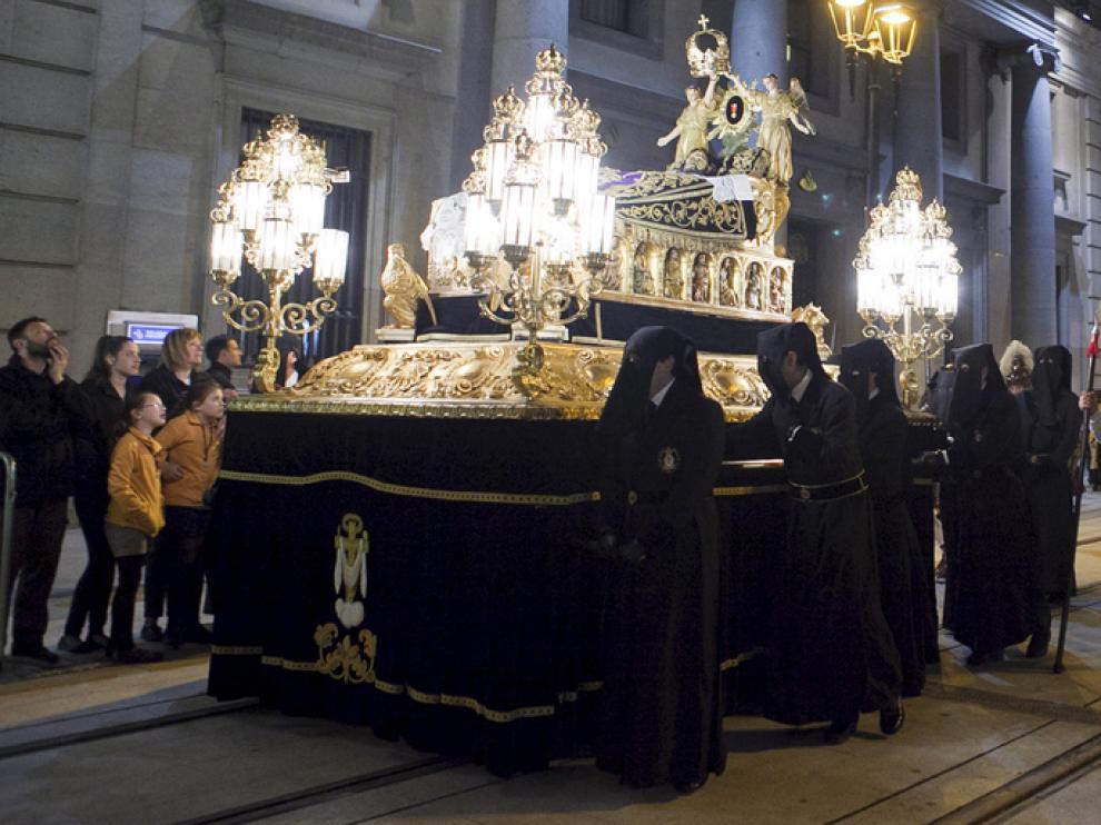 La Semana Santa de Zaragoza, más de seis siglos de historia