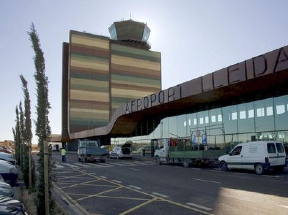 Aeropuerto de Lérida
