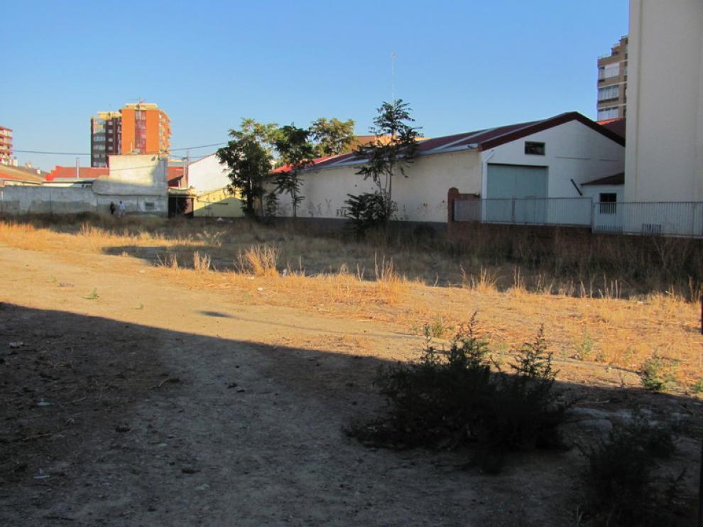 Imagen del silo en Santa Isabel