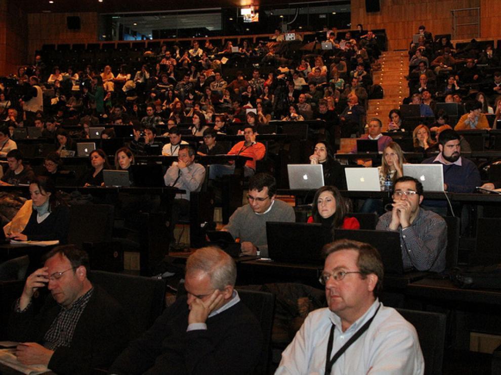 Este jueves ha comenzado el XIV Congreso de Periodismo Digital