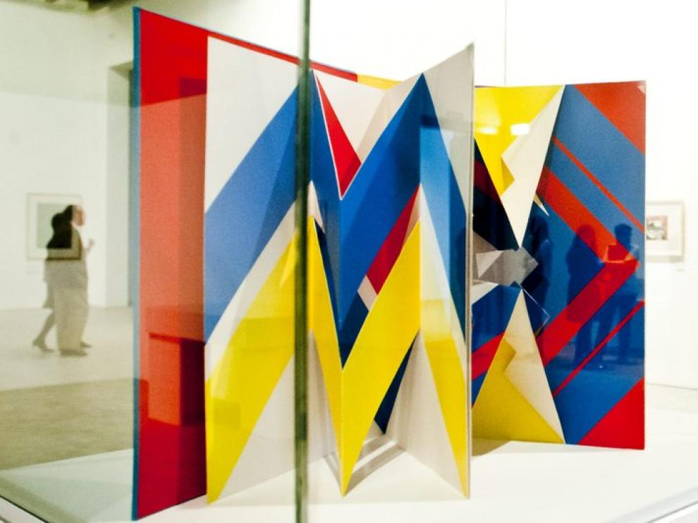 La colección Román Escolano en el museo Pablo Serrano