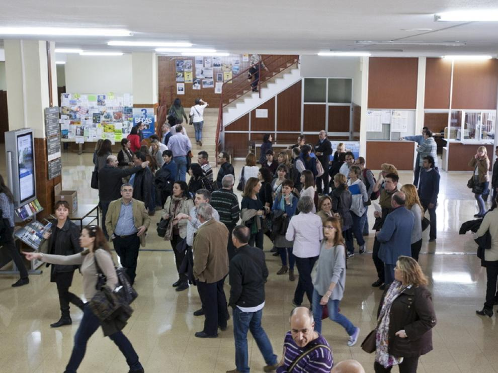 Las últimas oposiciones de Sanidad, en 2012