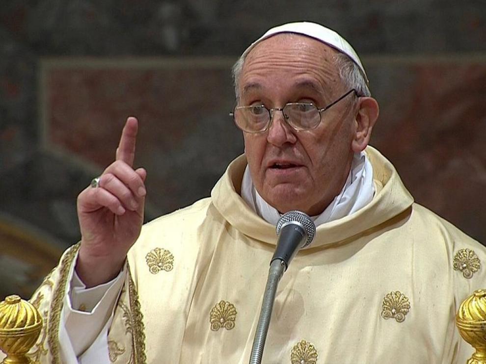 El Papa Francisco acude a rezar a la Basílica de Santa María La Mayor