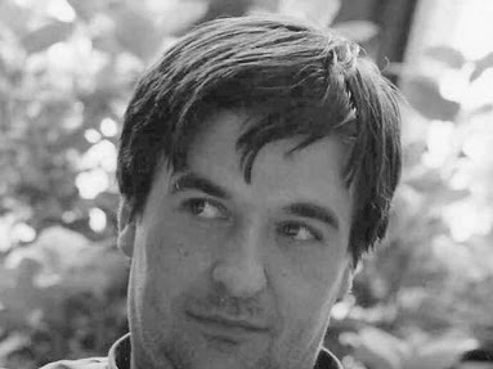 El escritor Antonio Pérez Morte.