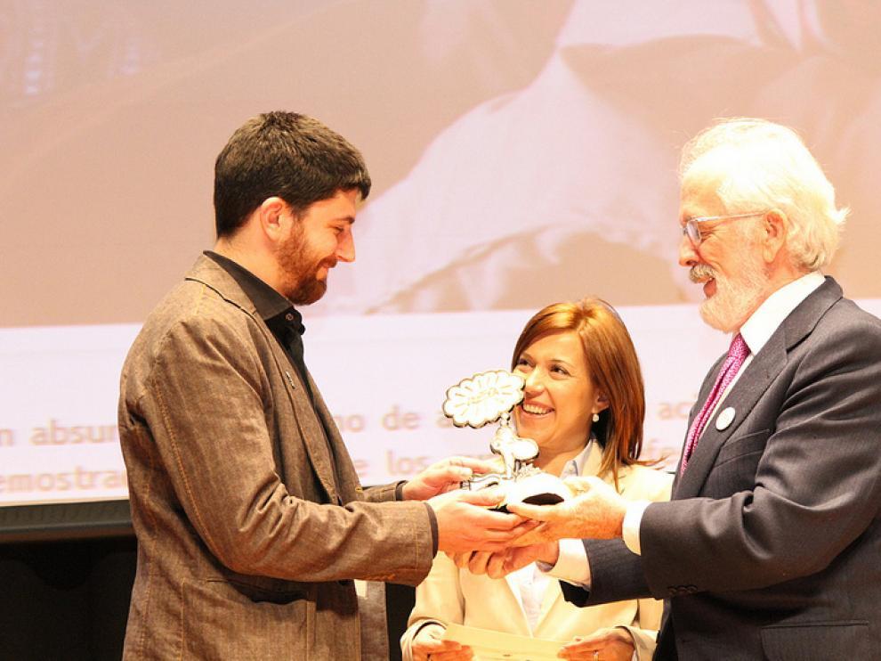 Clausura del XIV Congreso de Periodismo Digital de Huesca