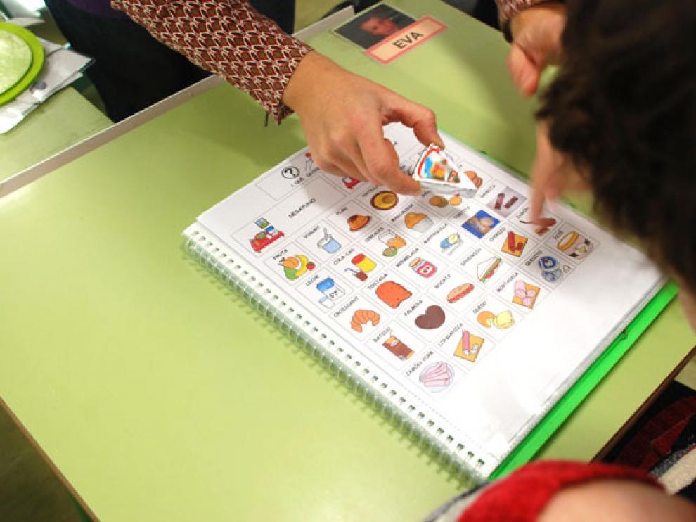 Imagen de algunos de los pictogramas utilizados en el proyecto