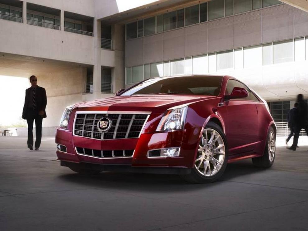 Cadillac CTS con su motor en V6