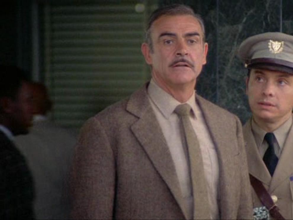 Sean Connery en 'Cuba'