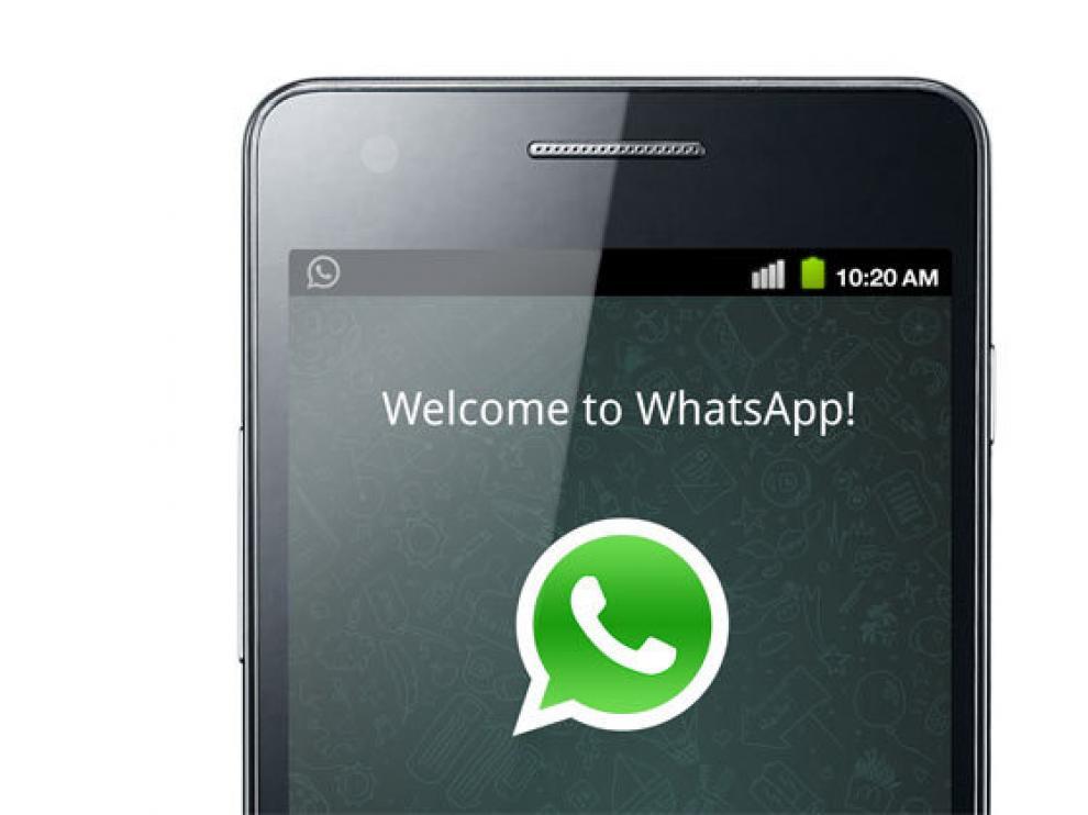 Whatsapp de iOS también tendrá cuota anual