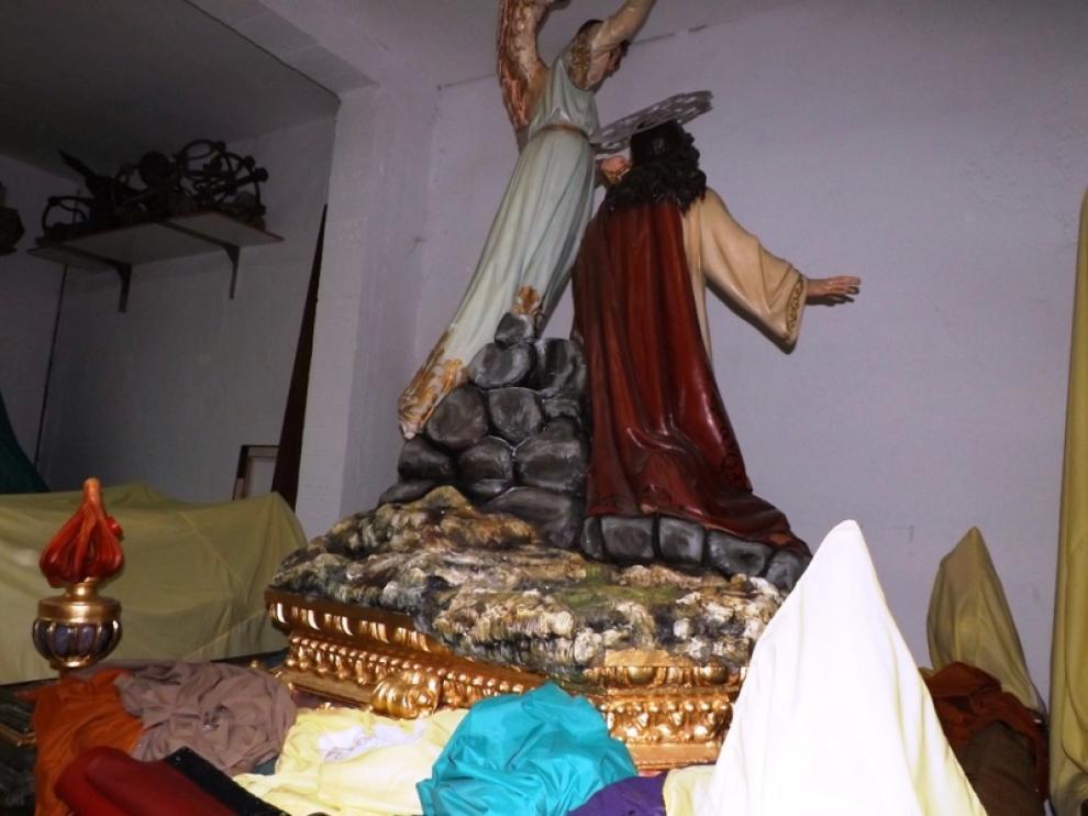 Archicofradía de la Vera Cruz..