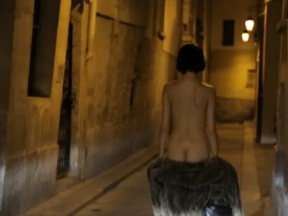 Captura de pantalla del polémico vídeo