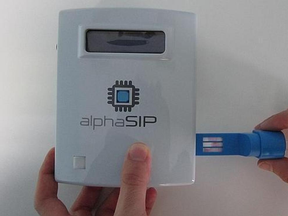 Ha sido desarrollado por la empresa AlphaSIP
