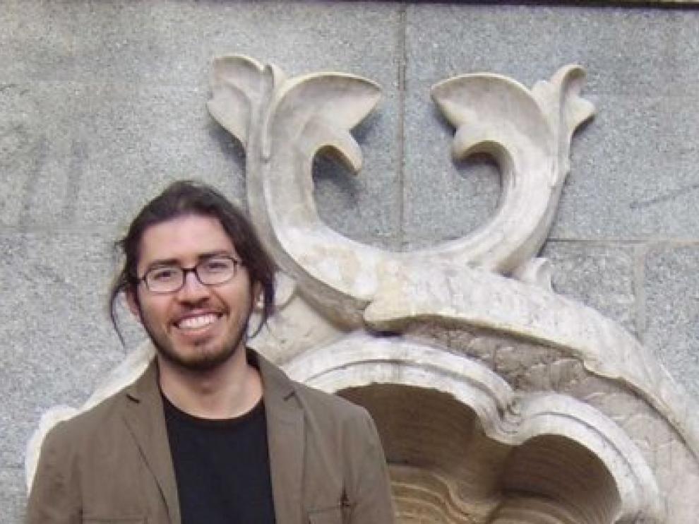 El poeta chileno Julio Espinosa Guerra