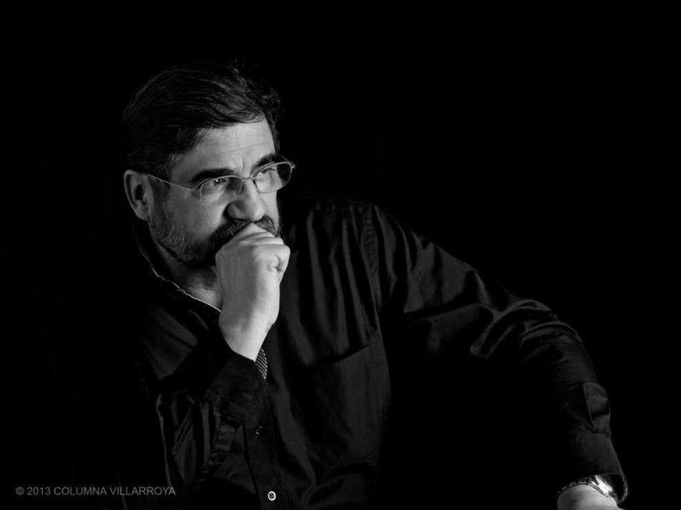 El poeta Fernando Sarría