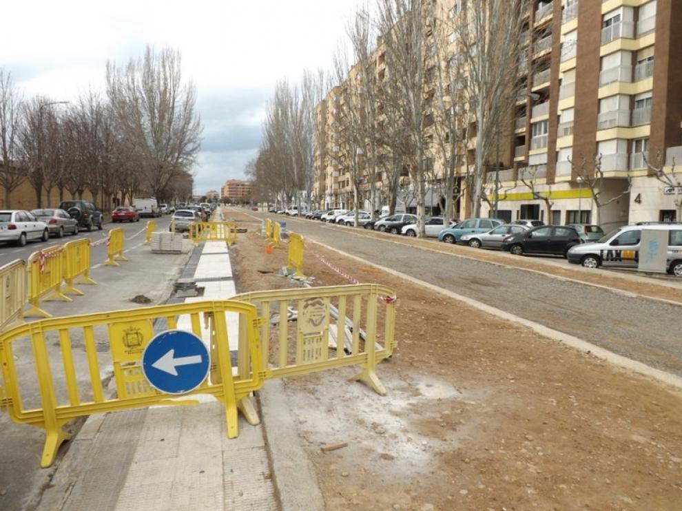 Las ferias se colocarán este año en la calle de Ingeniero Susín.