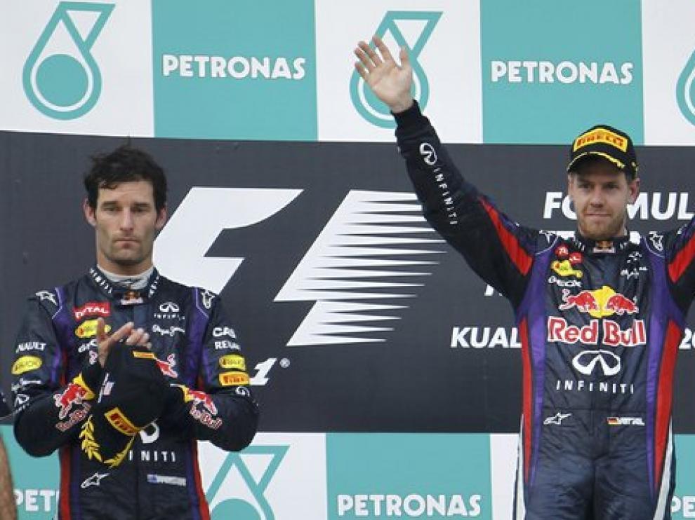 Vettel, ganador en el GP de Malasia