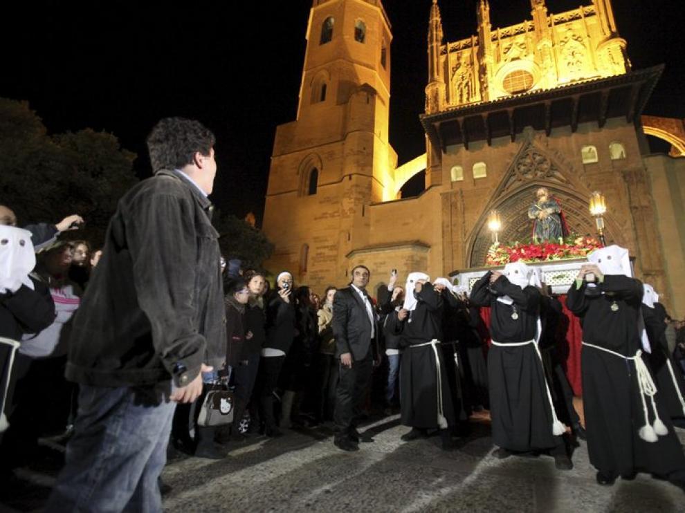 Procesión de los Gitanos de Huesca