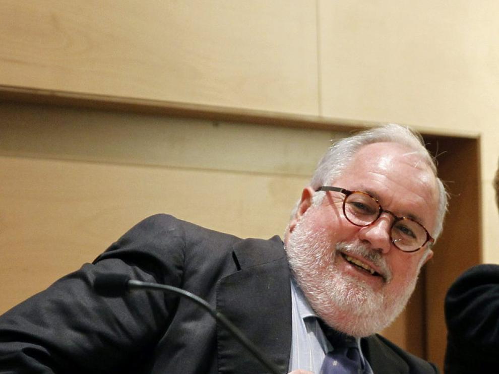 El ministro de Agricultura, Alimentación y Medio Ambiente, Miguel Arias Cañete