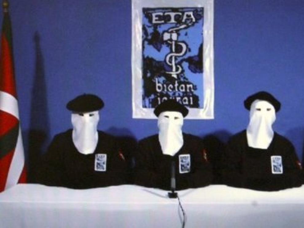 ETA anunció en octubre de 2011 el cese de la violencia