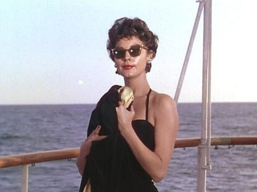 Fotograma de la película 'La condesa descalza'