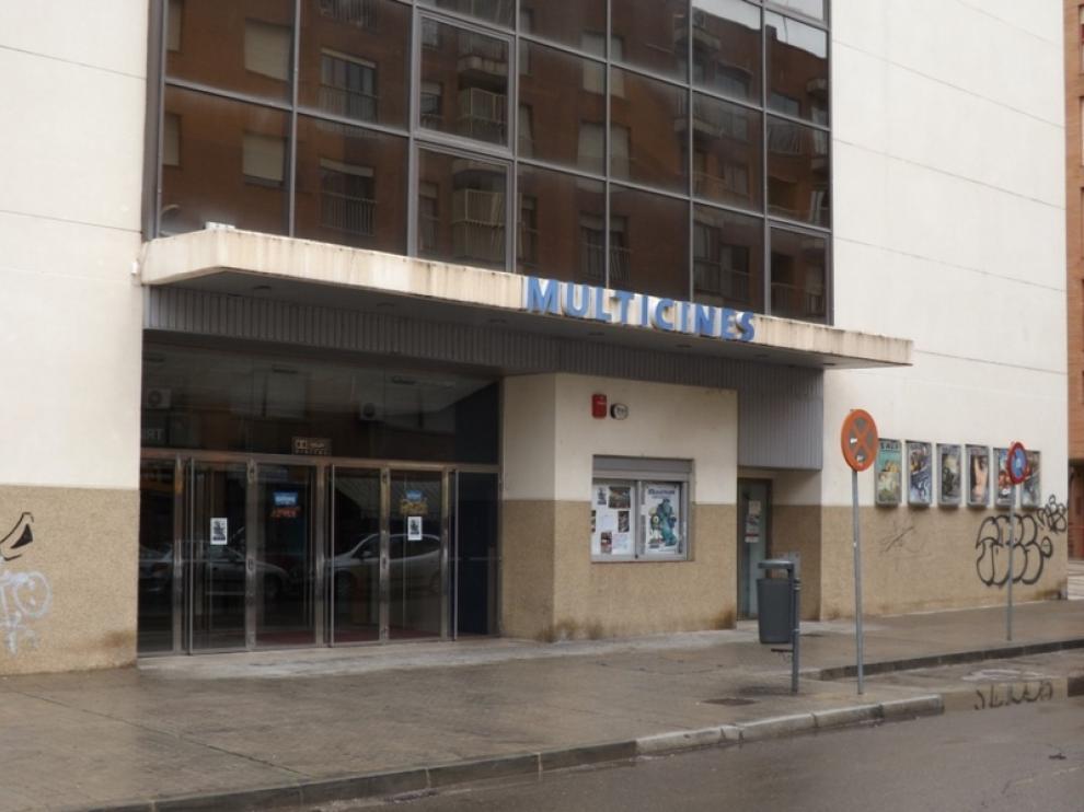 Multicines Cinemundo en Huesca