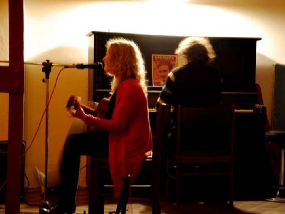 Noche de Jazz, en el Albergue