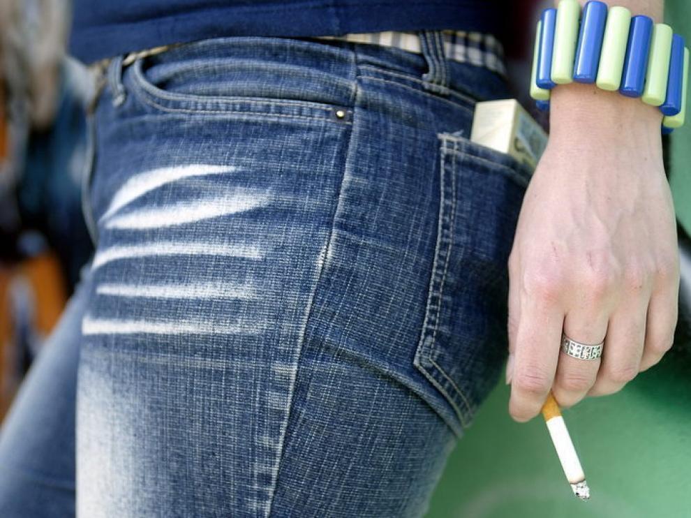 Uno de cada 3 escolares ha fumado en el último mes.