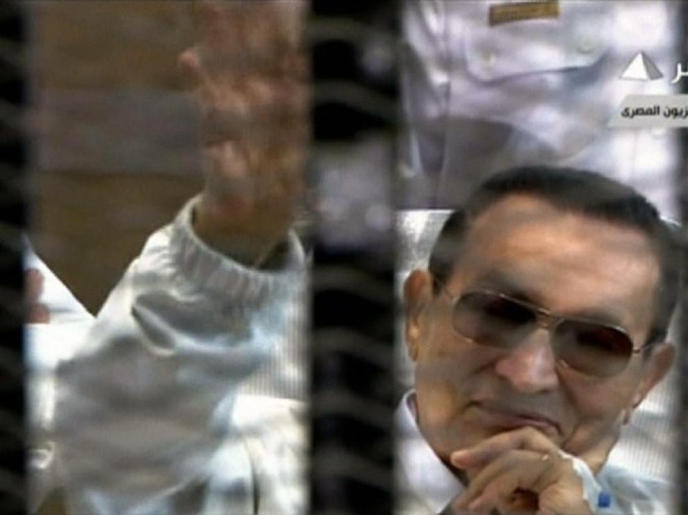 Imagen de archivo de Mubarak