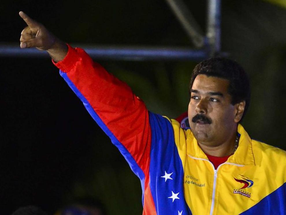 Maduro ganó por la mínima y Capriles no reconoce su victoria