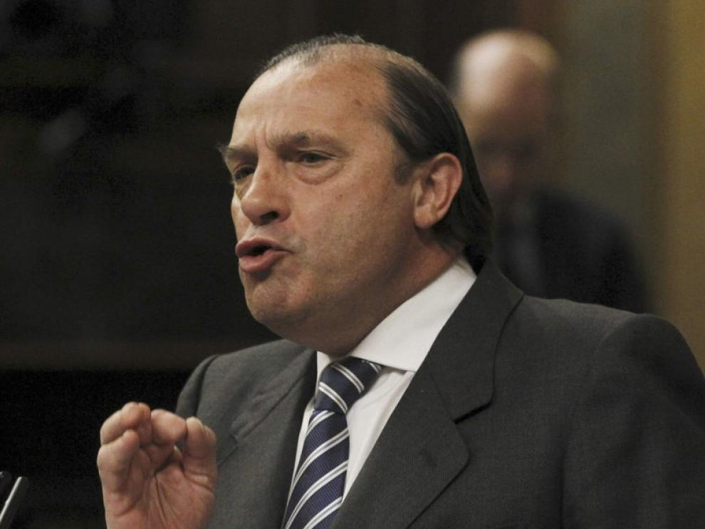 El diputado popular Vicente Martínez Pujalte