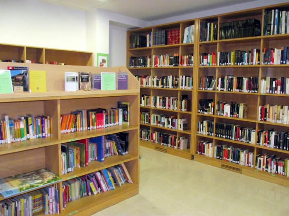 Nueva biblioteca de Parque Goya