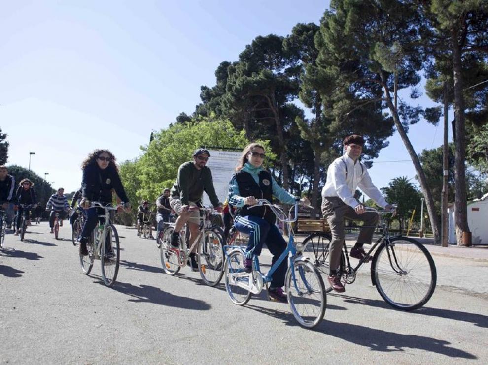 IV Encuentro de Bicicletas Antiguas y Clásicas