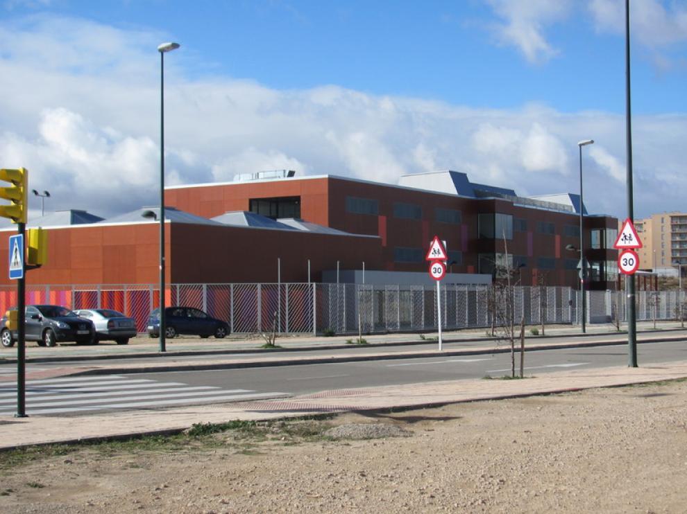 Colegio Rosales del Canal, en Zaragoza