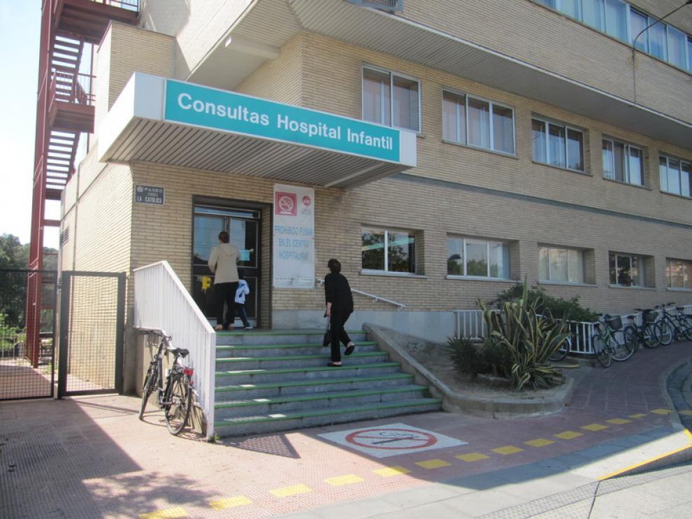 Consultas del Hospital Infantil