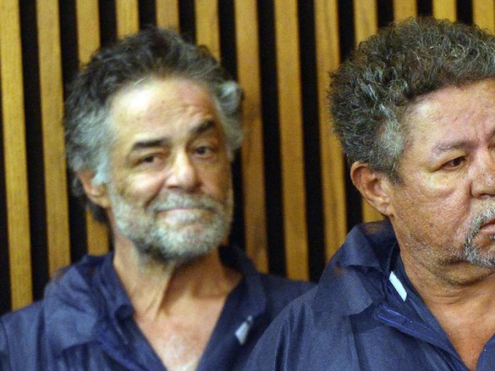 Los hermanos Castro, Onil y Pedro