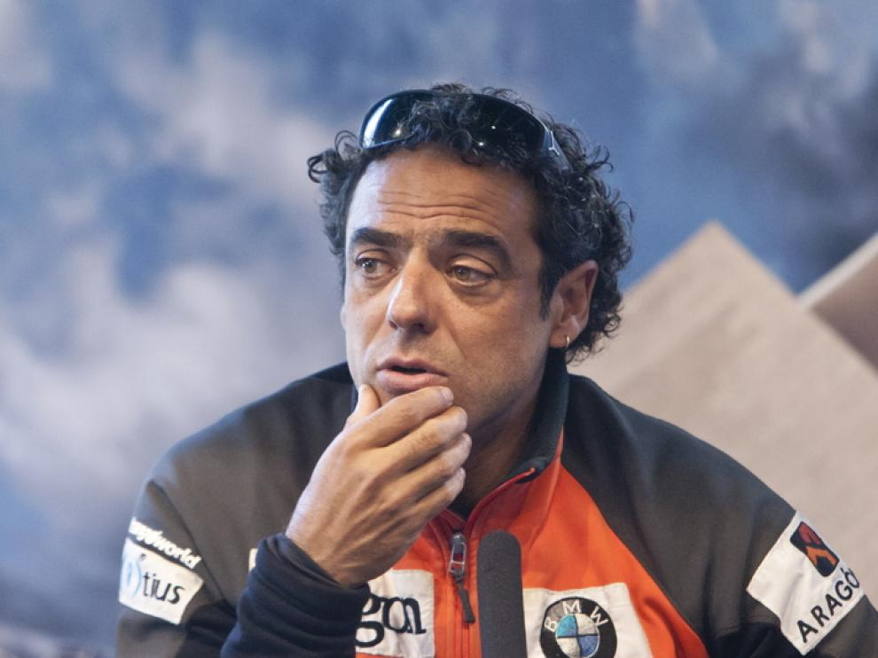 Recorrido por la trayectoria deportiva de Carlos Pauner