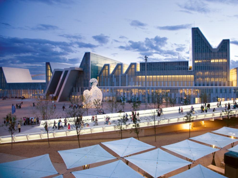 El Palacio de Congresos de la Expo acoge Internet Forum del 6 al 9 de junio