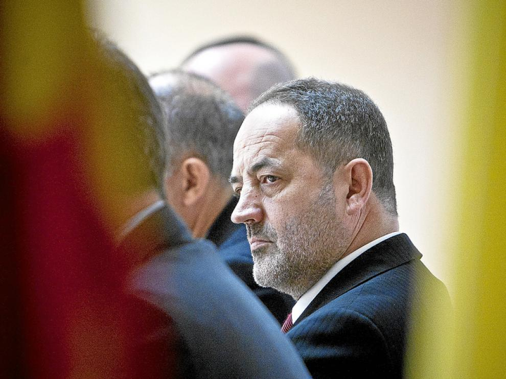 Agapito Iglesias, accionista mayoritario del Real Zaragoza