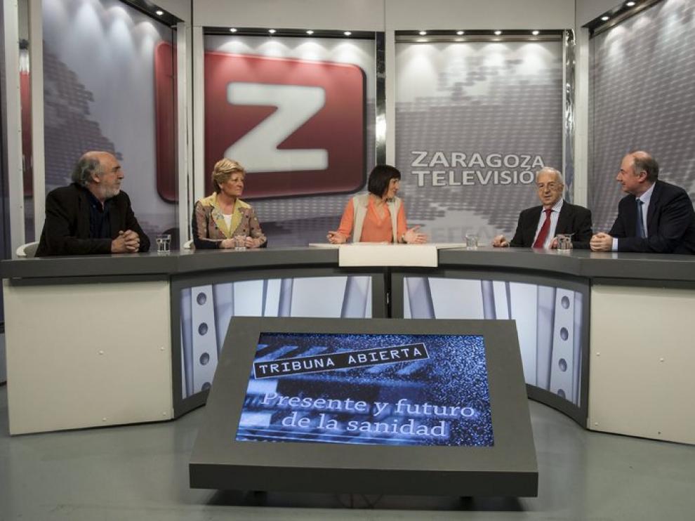 Debate en ZTV