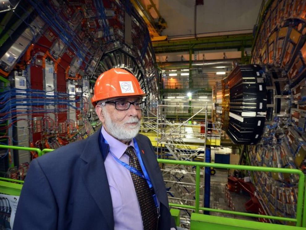 El Laboratorio Europeo de Física de Partículas en Suiza