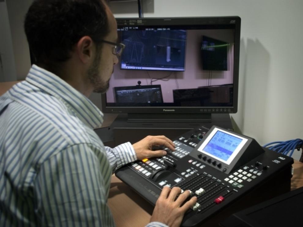 Trabajo con tecnología 3D