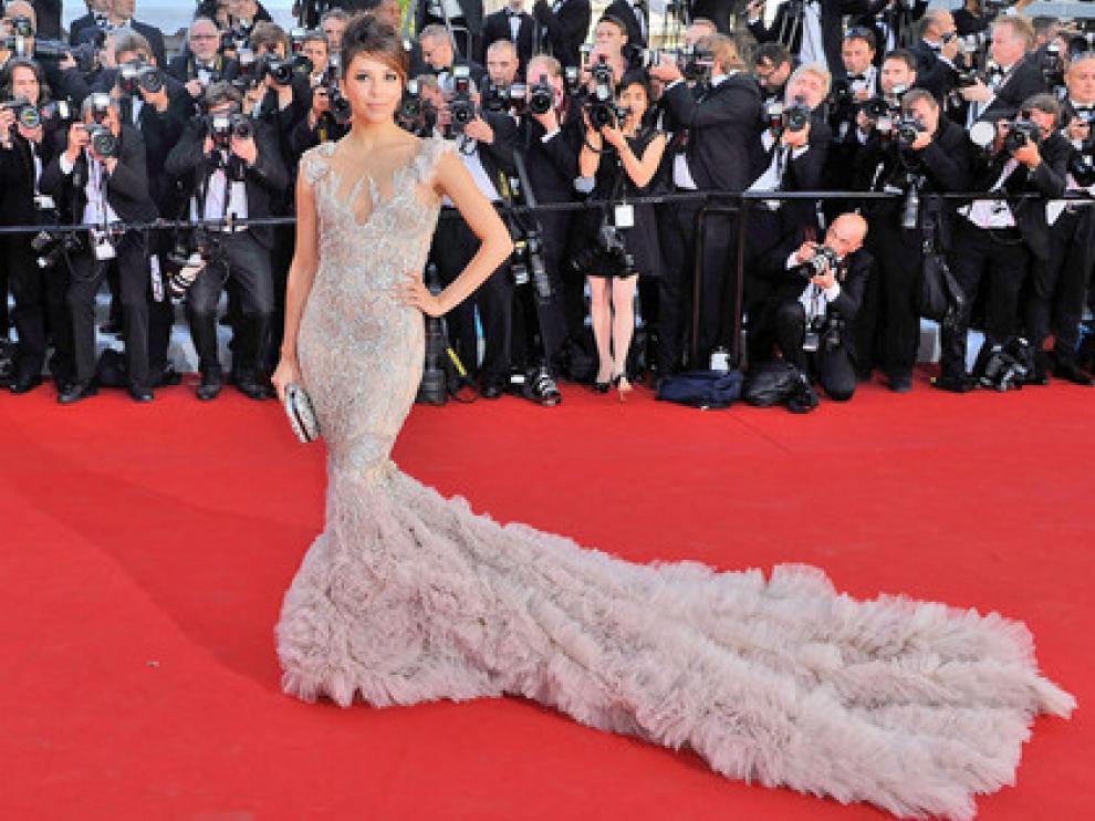 Eva Longoria, en el Festival de Cannes
