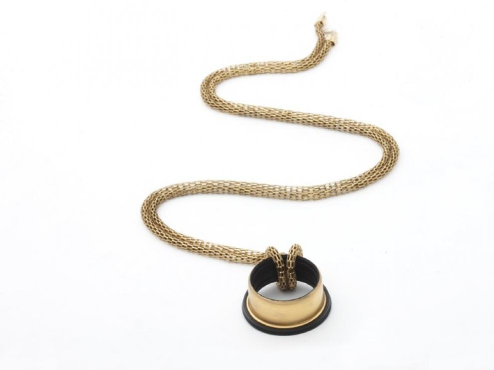 Algunas de las piezas de la nueva colección de joyas de las trabajadoras de Balay